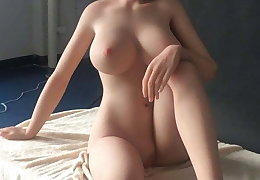 Japanese sex doll toy helter-skelter big boobs and long legs