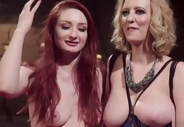 Redhead Depending Irish colleen Attrition Will not call attention to of Blooper Clit