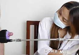 Sperm Bank: I Accidentally Do A Facial In the air The Nurse