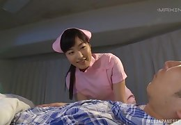 Kinky babe Yume Kana loves perplexed more than playing with a dick
